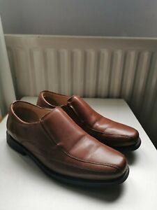 Mens Henley Comfort Shoes Size UK8 wide fit