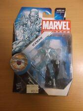 HASBRO: MARVEL UNIVERSE: ICEMAN (SERIES 3, #023), NEW/UNOPENED, 2011!!!
