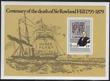 Falkland Is. 1979 Sir Rowland Hill, Souvenir Sheet MNH, Sc #532 - pw57