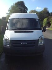 Ford transit Drain Jetter Van Spares or Repair
