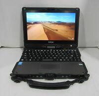 "Getac V110 11.6"" Rugged Convertible Laptop 1.9GHz Core i5-4300U 4GB RAM No HD/OS"