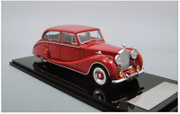 1/43 Rolls-Royce Phantom IV Hooper Limousine 1952 Chassis 4AF20 Closed (Red)