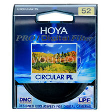 Hoya Pro1 52mm Digital Circular PL Filter CPL for Canon Nikon Sony DSLR Lens
