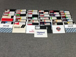 LOT of 37 Floppy Disks Software Games for Apple II IIe PLUS Computer