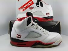 "Jordan 5 ""Fire Red"" (136027 120) Size 11.5"