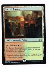 1x FOIL Sacred Foundry - Guilds of Ravnica - Magic the Gathering - Near MINT
