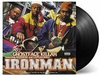 Ghostface Killah - Ironman (Gatefold sleeve) [180 gm 2LP vinyl]