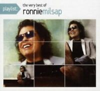 """RONNIE MILSAP """"THE VERY BEST OF RONNIE MILSAP"""" CD NEW!"""