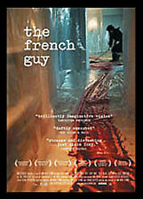 THE FRENCH GUY GENUINE R0 DVD ANN MARIE FLEMING FILM BABZ CHULA CARLY POPE VGC