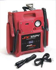 Jump N Carry JNC 1224 3400/1700 PeakAmp 12/24 V Jump Starter Brand New!