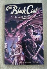 The Black Coat: Or Give Me Death (2010, Ape Entertainment) TPB