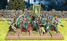 Well Painted Elf Bowmen Unit - Mantic Kings of War #2
