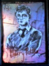 HARRY POTTER MEMORABLE MOMENTS 2-RADCLIFFE FOIL CARD