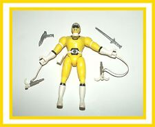 Power Rangers Turbo _ Yellow Ranger _ Action Figure _ ** Complete **