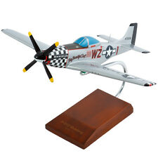USAF P-51D Mustang Big Beautiful Doll Desk Display 1/32 WW2 Model ES Airplane