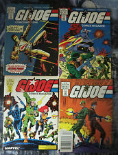 Marvel GI Joe Digests! 4 book collection! Silent Interlude, Oktober Guard, YoJoe