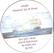 Nautical SEA Pirate eBooks for Kindle, Sony Readers
