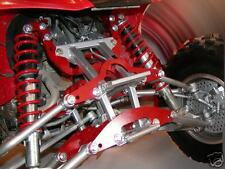 Honda 300EX or 250X A-arms Widening & Shocks Conv. Kit