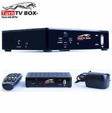 TÜRK IPTV BOX 300 TÜRKISCHE FREE TV SENDER + 40 aktuelle türk. Serien