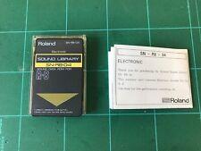 Tarjeta De Rom Roland SN-R8-04 electrónica para ROLAND R8 R-8 MK Ⅱ