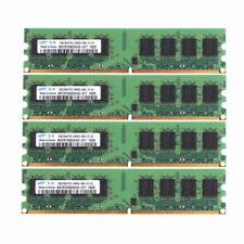 For Samsung 2GB 4GB 8GB DDR2 800MHz PC2-6400U RAM memory intel OEM DIMM Desktop