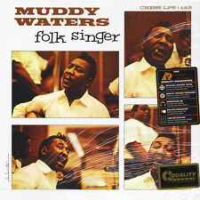 Muddy Waters - Folk Singer 200g Vinyl Edition (LP - 1964 - US - Reissue)