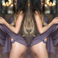Sexy-Womens Lace Lingerie Nightwear Underwear G-string Babydoll Sleepwear Dress