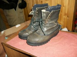 Lacrosse  Winter Boots Ice Fishing Hunting Cold Weather Men's Size 11
