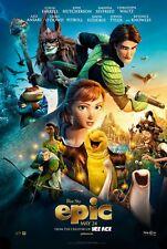 Epic - original DS movie poster - D/S 27x40 Final