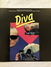 Original Soundtrack/Vladimir Cosma- Diva - Canadian CD Album
