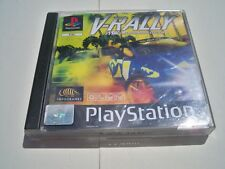 Jeu sony playstation 1 - V-RALLY 97 championship edition PS1 - PAL