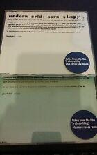 UNDERWORLD BORN SLIPPY 2 CD SET