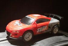 1:43 Audi Slot Car (Red/Grey)