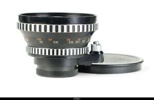 Lens  Zeiss Jena  Flektogon 4/20mm Zebra   No.8275924 Auto For Exakta Mint