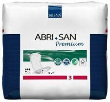 Abena Abri-San Premium 3 Dépôts Rouge, 196 Pièce (1 Carton)