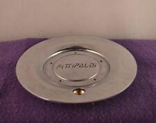 Fittipaldi Chrome Custom Wheel Center Cap Set of One (1) pn: M 517