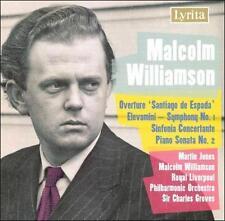 Williamson: Santiago de Espada; Elevamini; Sinfonia Concertante; Piano Sonata...