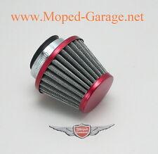 Peugeot Fox Luftfiltermatte Luftfiltereinsatz Filter Rot NEU *