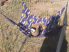 "Ferret Large Hammock - Nfl Vikings - 14"" x 15"""
