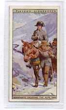 (Jc1979-100)  PLAYERS,NAPOLEON,BONAPARTE CROSSING THE ALPS 1800,1916#11