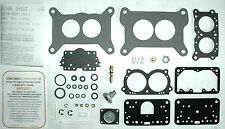 1969 71 CARBURETOR KIT HOLLEY 2 BARREL -MOPAR SIX PACK CENTER OR END CARBS - NEW