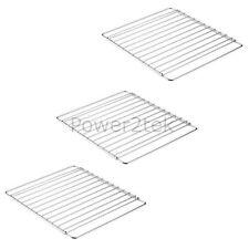 3 x Sharp Universal Caravan/Motorhome/Boat Oven Cooker Shelf Rack Grid UK