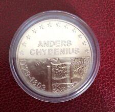 Finlande - Magnifique  10 €  Argent 2003 - Chydenius