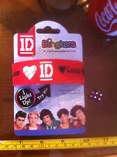 1D One Direction Blingkers Wrist Band Light Up Claire's Accessories £5.50 RRP