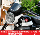 Derazer Headlight Cover Windscreen Windshield Honda Monkey 125 New 2018 2022