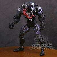 Genuine Original Venom PVC Action Figure Collectible Model Toy 7inch 18cm