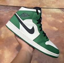 Size 12 Men's - Air Jordan 1 Mid Pine Green Worn Few Times (VNDS) 852542-301