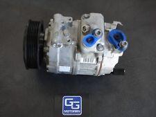 Original Audi VW compresor de 1k0820859s 7seu17c denso 447150-3654 como nuevo