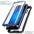 For Samsung Galaxy S8 / Galaxy S8+ Plus Case, i-Blason Full-Body Cover w/ Screen