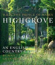Highgrove: An English Country Garden Book~Organic Gardening~Lavish Photos~NEW HC
